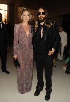 Kate Hudson and Jared Leto