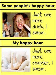 My Happy hour
