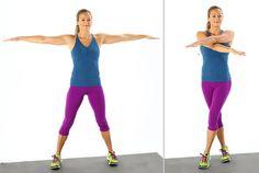 Full-Body Tabata Workout   POPSUGAR Fitness