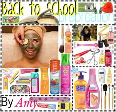 """Back to school prep."" by polyvorestipgirls on Polyvore"