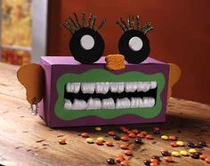 halloween-kids-crafts Monster