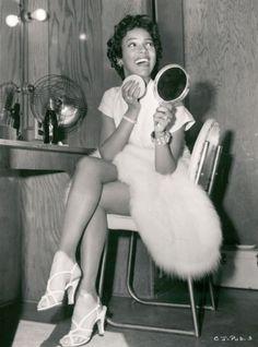 Dorothy Dandridge's smile :)