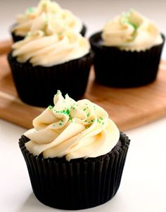Irish Car Bomb Cupcakes by Red Shallot Kitchen