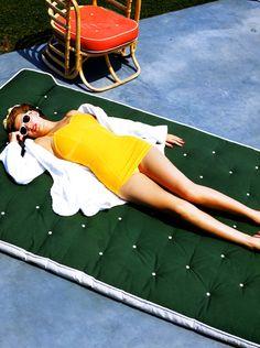 Rita Hayworth by Earl Theisen.