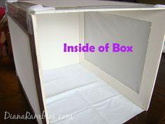DIY Collapible Light Box