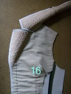 Shaping the Lapels and Collar: a tutorial from Paco Peralta -