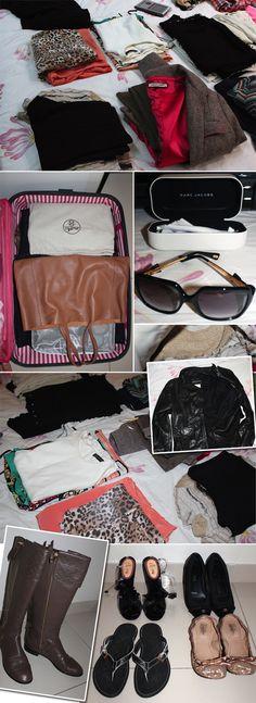 A Renata dá a dica Oui Love do final de semana: Arrumando as malas. Confira!