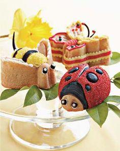 Mini Bug Cakes!