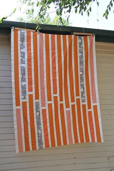 Gabe's quilt top by handmadebyalissa, via Flickr