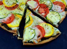 Summer Pizza & Pesto recipe- May I Have That Recipe