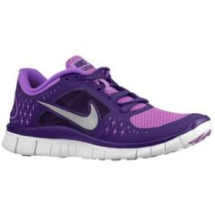 There are so many different color combinations!    Nike Free Run + 3 - Women's