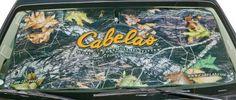 Cabela's: Cabela's Windshield Shade