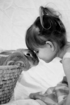 ✿  Happy easter kisses..