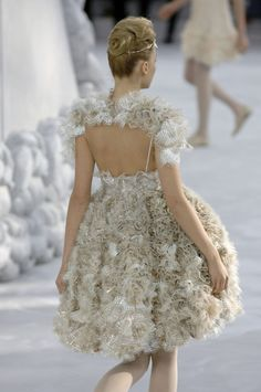 Chanel Spring 2008 Couture