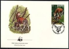 The Okapi Postcard. Version 3