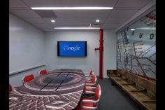 Google's New York City Offices