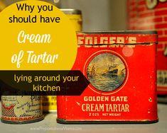 Why You Should Have Cream of Tartar Lying Around Your Kitchen - PreparednessMama