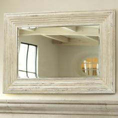 want a mirror like this that covers the whole wall...!