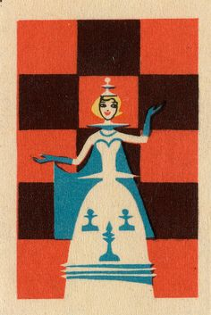 Russian matchbox label