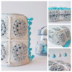 Crochet scarf - Link to free pattern