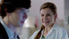 """But you probably know her as Molly from Sherlock.   28 Reasons To Worship Louise Brealey, AKA Molly From """"Sherlock"""""""