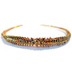 Spine Bracelet. Cute/creepy :)