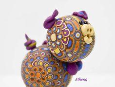 Meet Athena Piglet by rainieone on deviantART