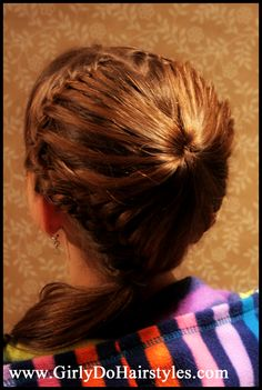 Girly Do's By Jenn: Happy Valentines Day Hairstyle