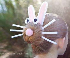 Basic Bunny Bun!!