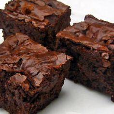 Fudge Brownies - Weight Watchers