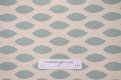 Divider fabric ideas  Premier Prints Chipper Cotton Drapery Fabric in Village Blue/Natural $7.48 per yard