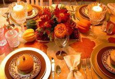 holiday, table decorations, thanksgiv tabl, thanksgiving decorations, fall table, thanksgiving table settings, thanksgiv dinner, dinner tables, tabl set