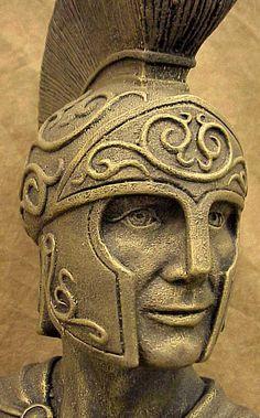 Tattoos on pinterest kraken greek mythology and roman art for Greek sculpture tattoo