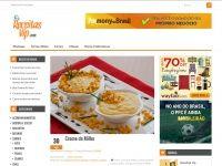 Receita Creme de Milho | Receitas Vip - Receitas fáceis e rápidas