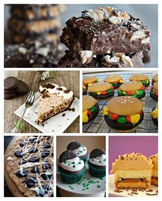desserts using girl scout cookies