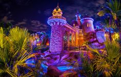 fantasyland, fun len, eric castl, castles, disneyland, beach, princ eric, tom bricker, perfect fun
