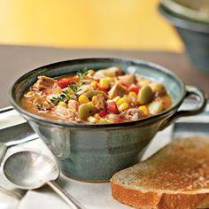Brunswick Stew | MyRecipes.com