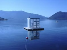 Floating Sauna by Casagrande, Marco: http://www.archello.com/en/collection/and-around-water