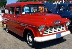 `55 Chevy Suburban