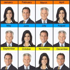 Which Prize Patrol member is the deputy of your birthday month?  Dave ...March