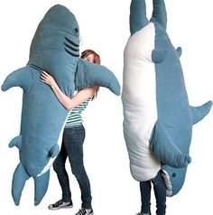 it's a sleeping bag!