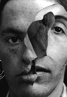 100% Hand-Made Collages by Iranian Artist Ashkan Honarvar