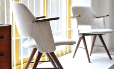 forestlondon_01 chair idea, danish furniture, midcenturi, chairs, centuri scandinavian, mid centuri, centuri modern, design, forest london