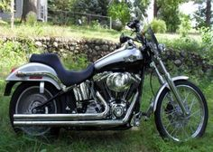 Harley Davidson 100th Anniversary Items | 2003 100th Anniversary Edition Harley Davidson FXSTDI Deuce for Sale ...