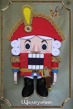 Щелкунчик Куклы Pinterest