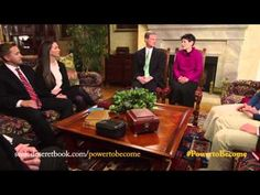 Power to Become: A Discussion with Couples