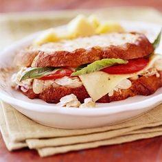 10 Healthy Sandwich Recipes