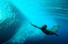 Unbelievable photos of Body surfers by Chris Burkard
