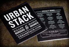 Urban Stack, by Steve Hamaker
