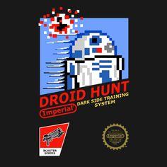 Droid Hunt // NoraEvergla